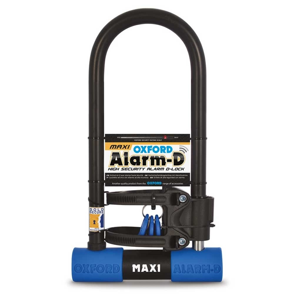 Oxford Alarm-D Max