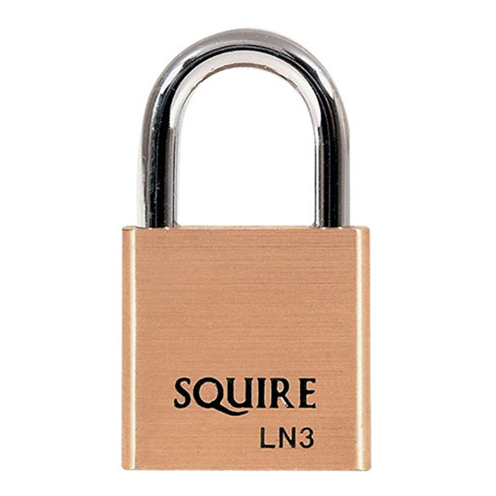 Lion Brass Padlock 30mm