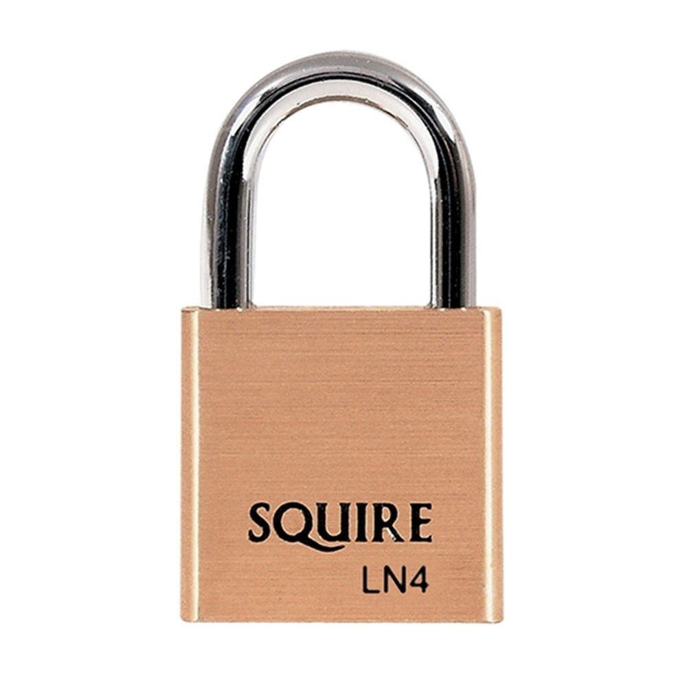 Lion Brass Padlock 40mm