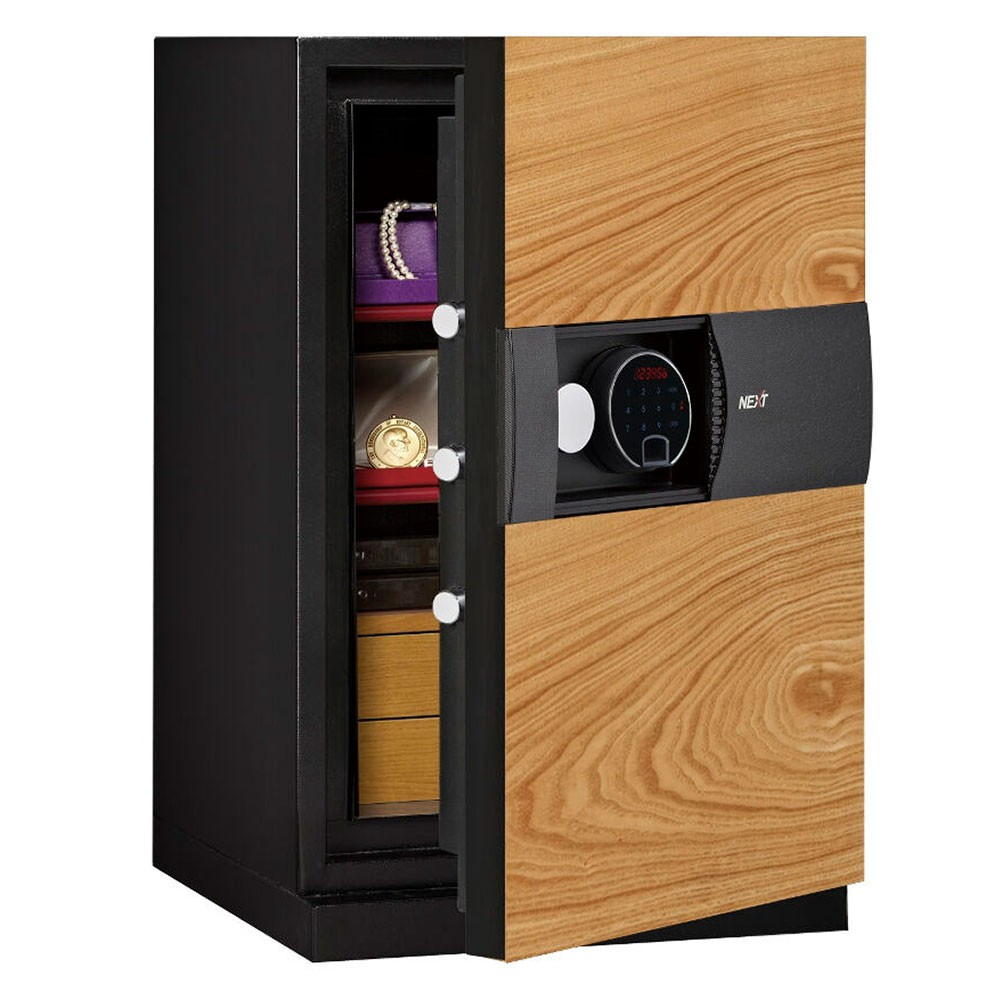 Next Luxury Safe Size 2 Oak
