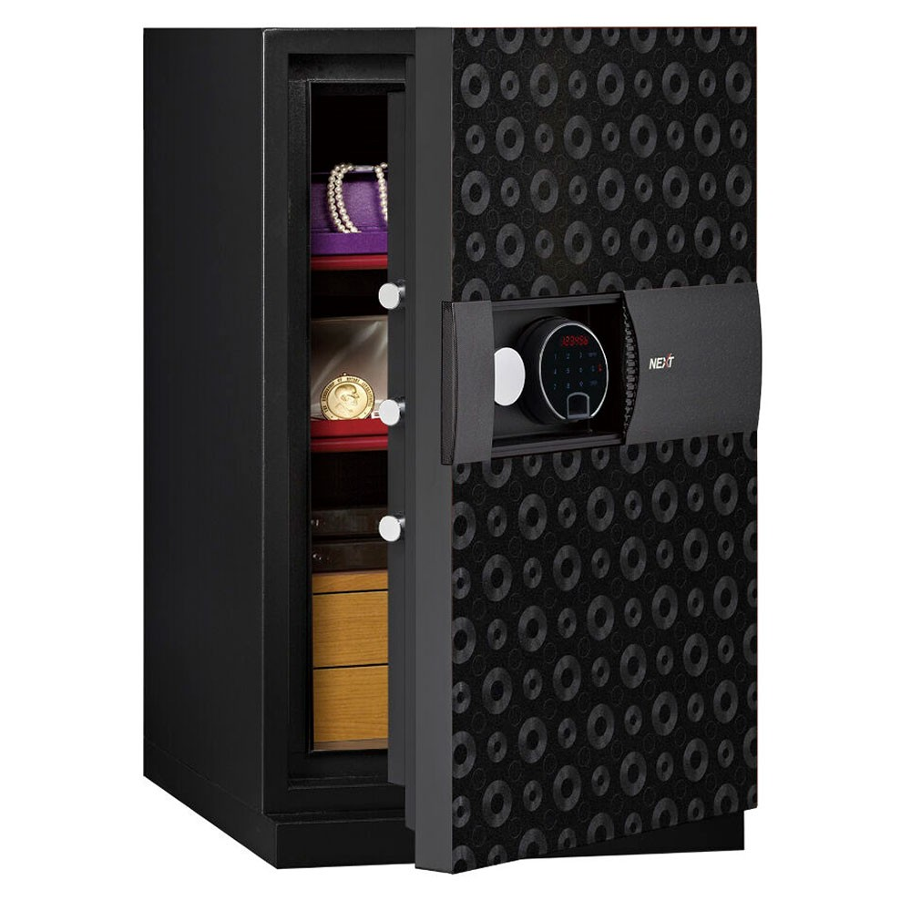 Next Luxury Safe Size 3 Black