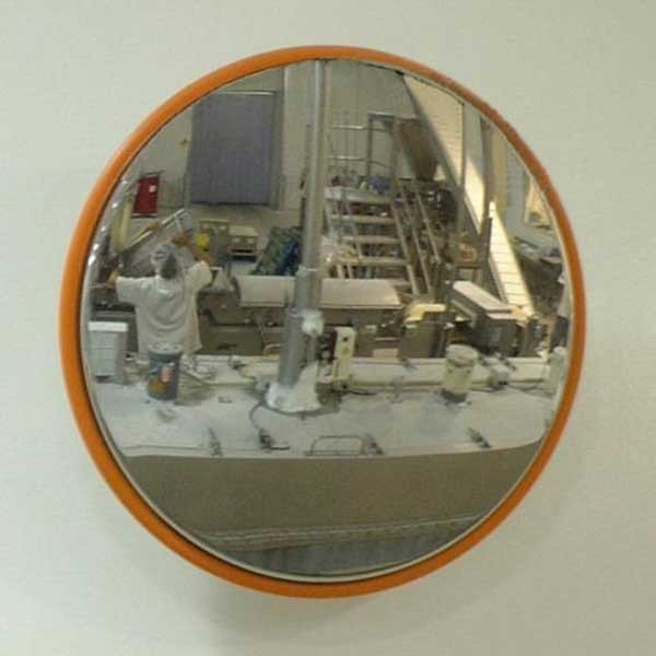 Securikey Steel Food Processing Mirror