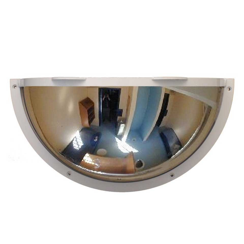 Securikey Anti-Ligature Half Dome Mirror
