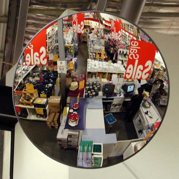 Securikey Budget Convex Shop Mirror
