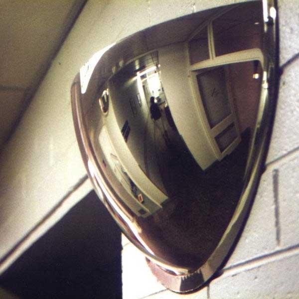 Securikey Convex Half Dome Mirror