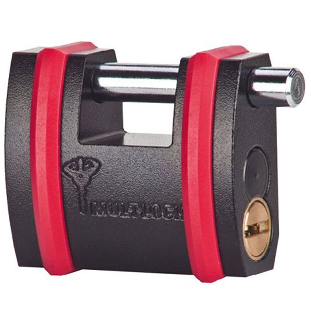 CEN Grade 3 Sliding Bolt Padlock 10mm