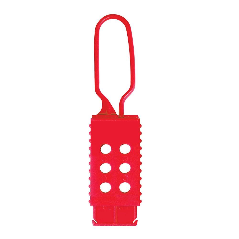 Master Lock Plastic Lockout Hasp