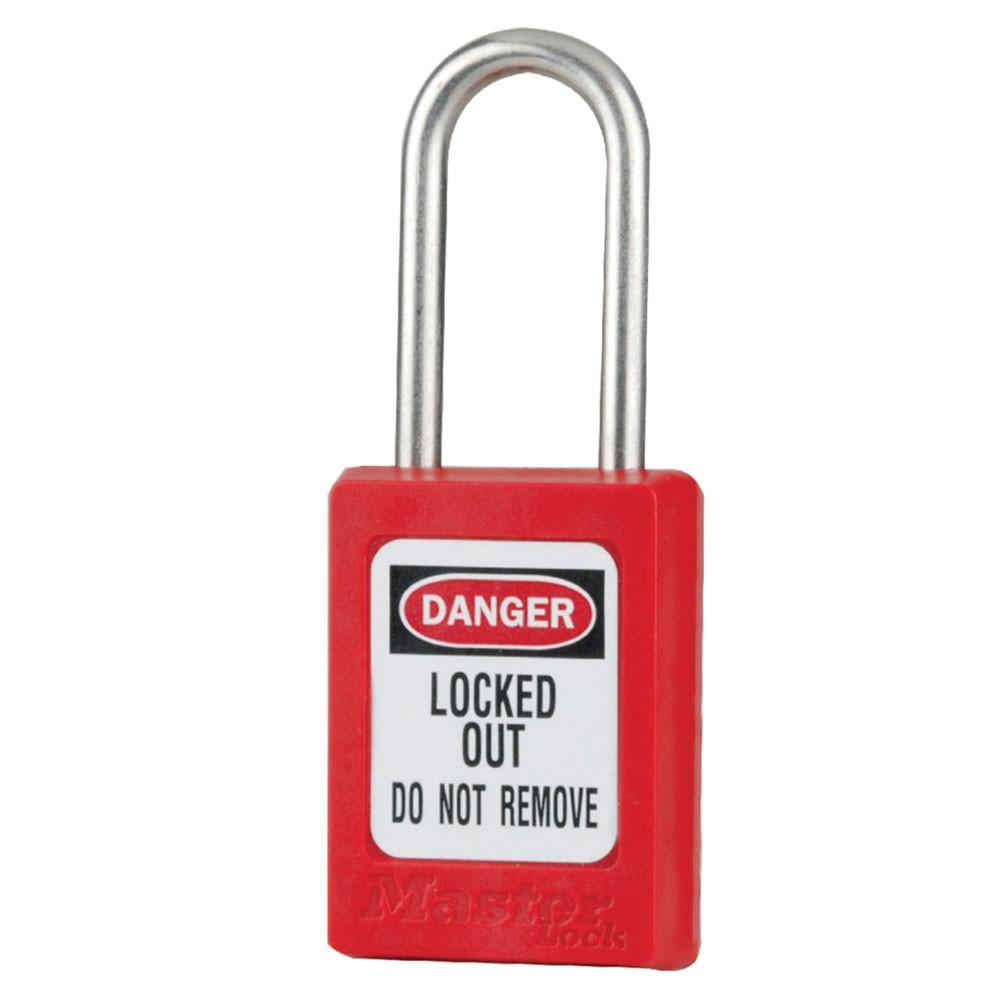 Master Lock S31 Global Zenex Safety Red