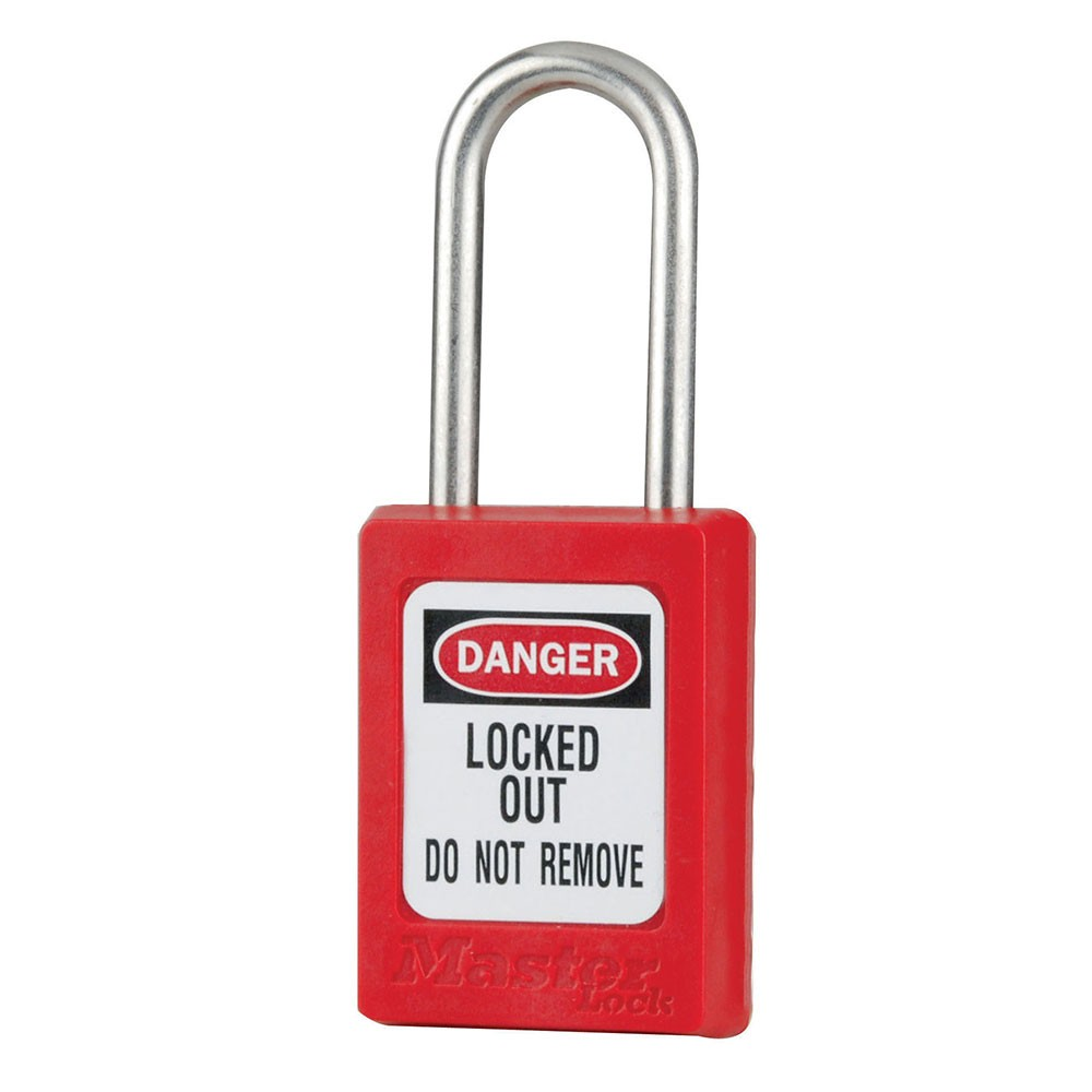 Master Lock S33 Global Zenex Snap Red