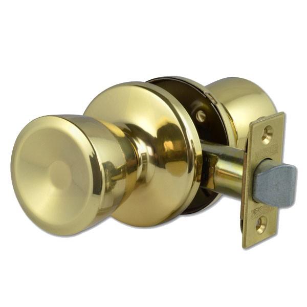 Weiser Beverly GAC101 Passage Set - Brass