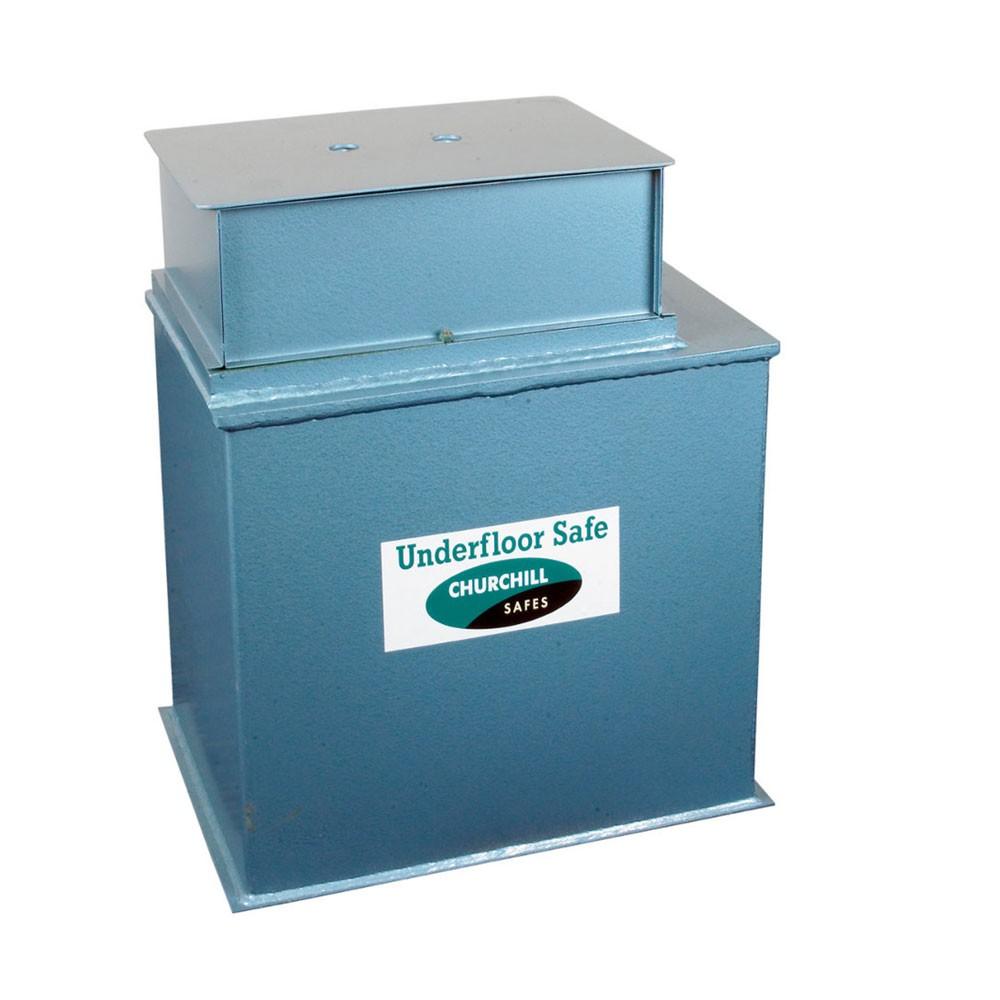 Churchill Bulldog 400 Underfloor Safe CBS12