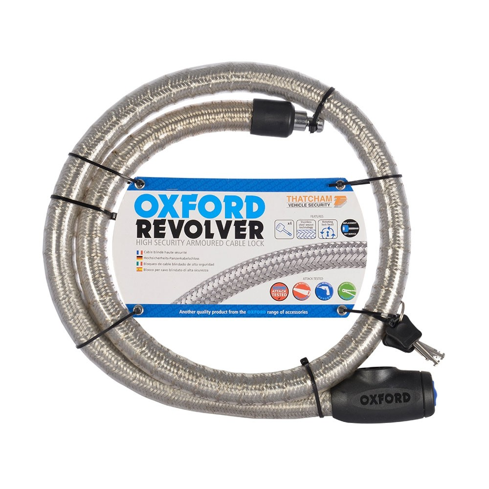 Oxford Revolver Cable Lock
