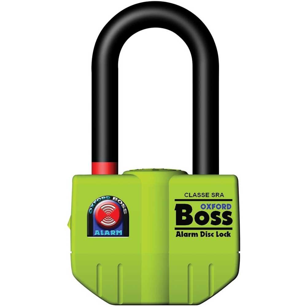 Oxford Boss Alarm Disc Lock 14mm