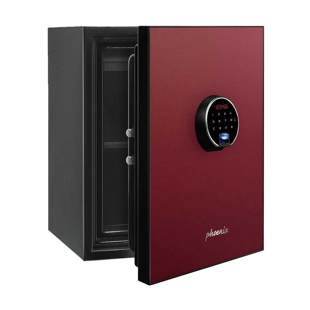 Phoenix Spectrum Plus LS6011 Luxury Safe Red