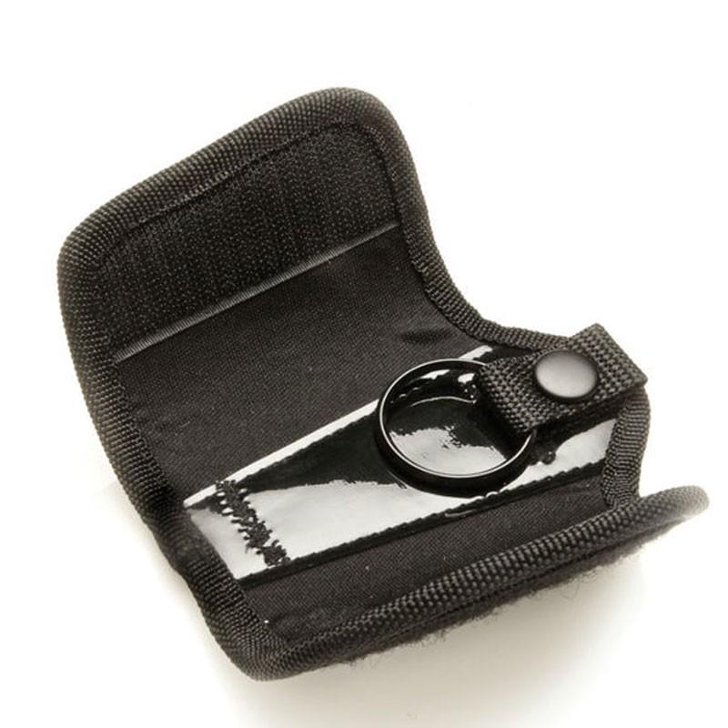 Securikey Key Silencer With Split Ring Belt Loop