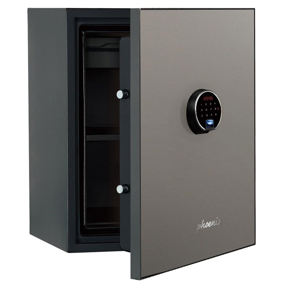 Phoenix Spectrum Plus LS6012 Luxury Safe Silver