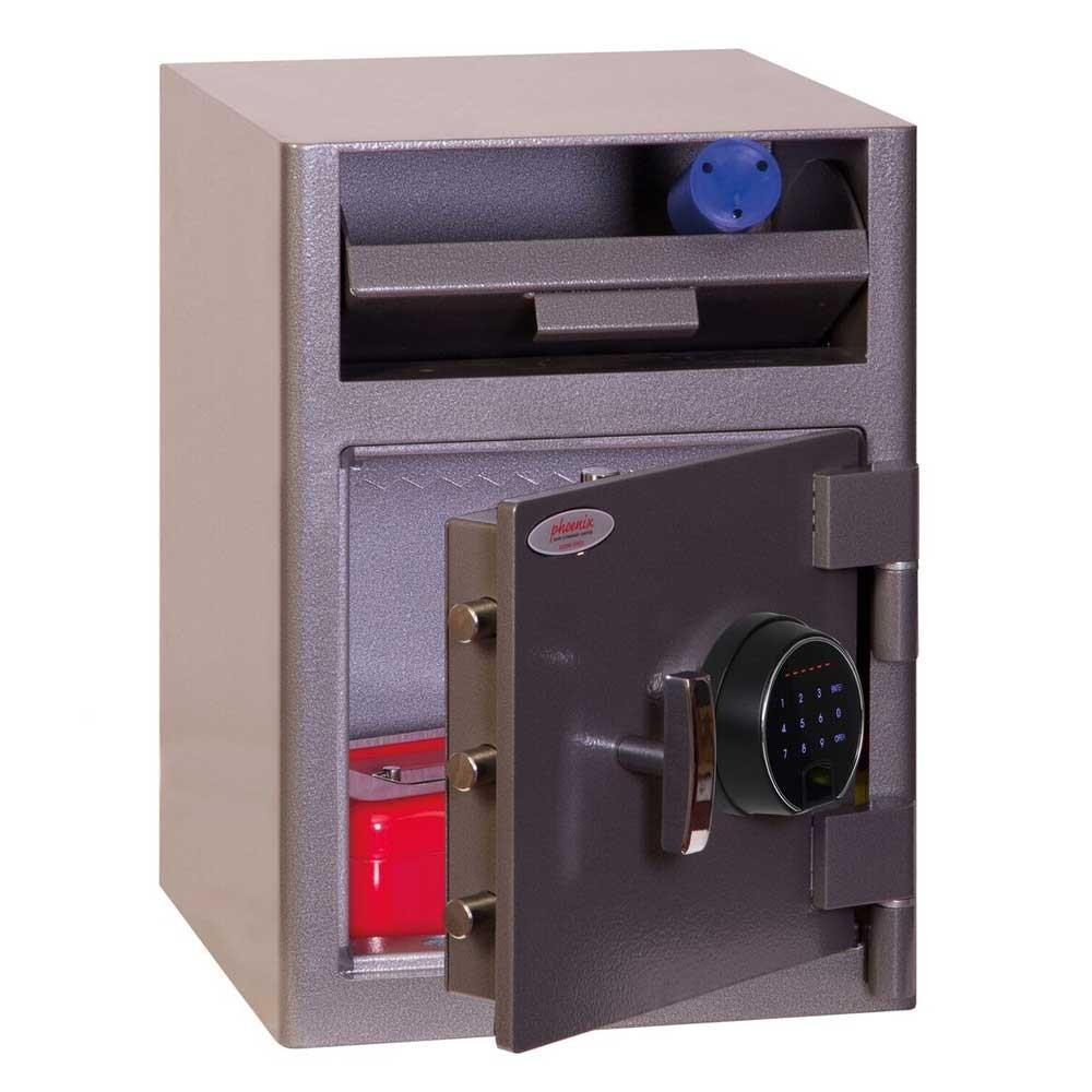 0996 Cashier Deposit Safe Fingerprint