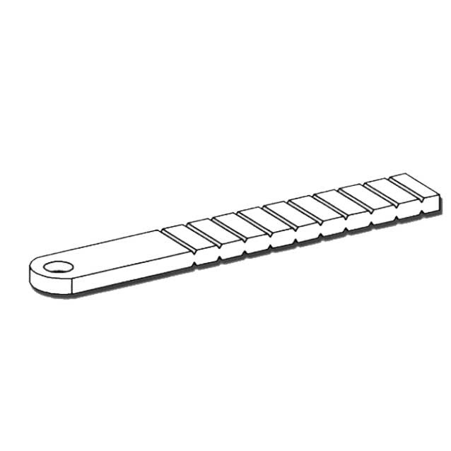 Evva Tail Bar For Rim Cyl 45mm