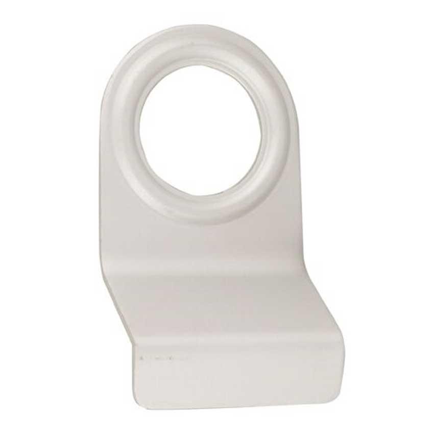 TSS Round Cylinder Pull Satin Aluminium