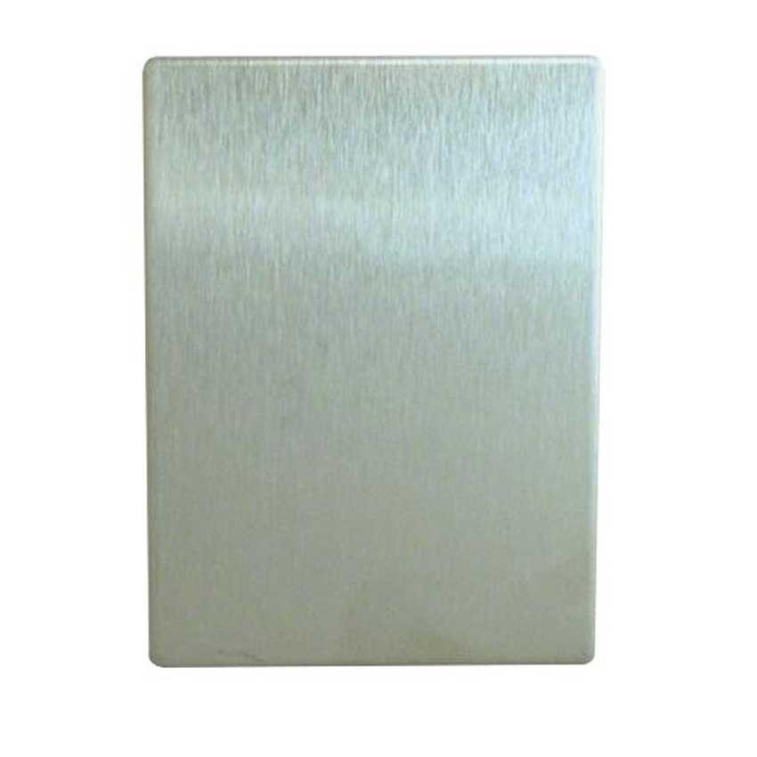 Satin Aluminium