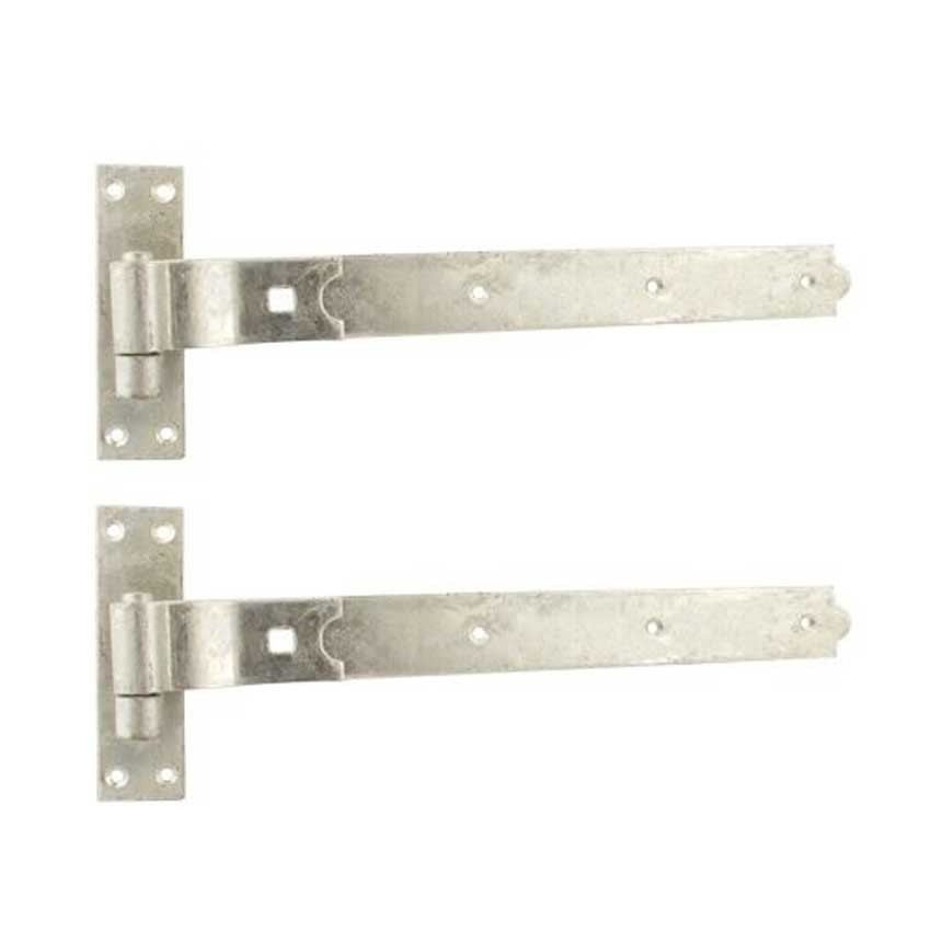 TSS Cranked Hook & Band Gate Hinge Pair