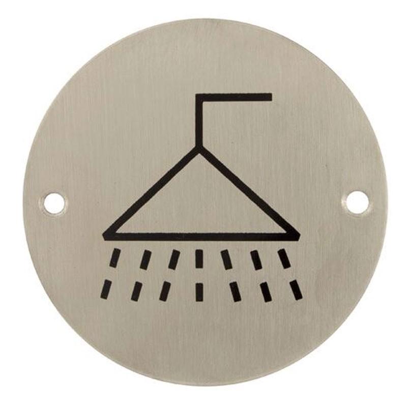 TSS Shower Engraved Sign Face Fix