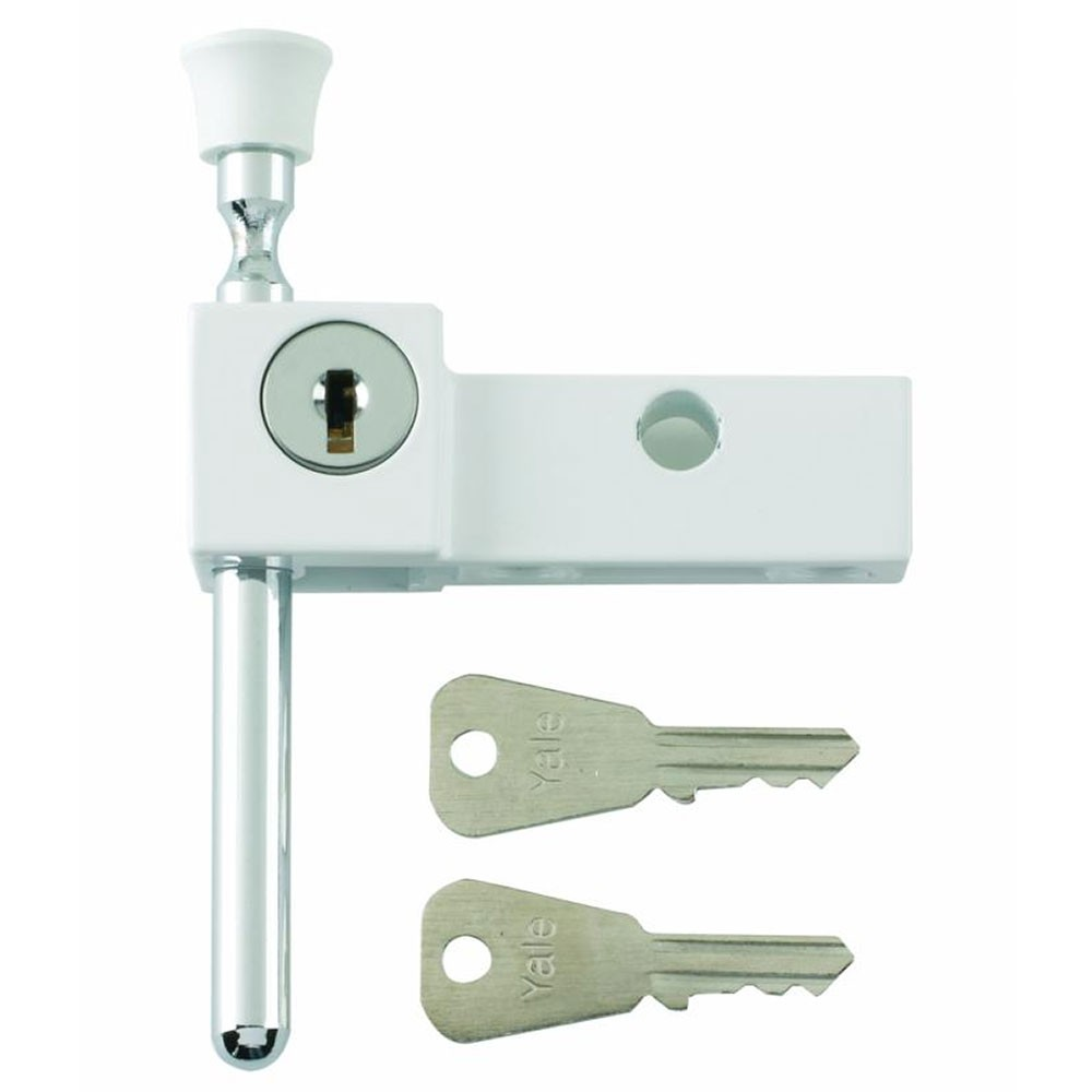 8K114 Wooden Sash Window Lock