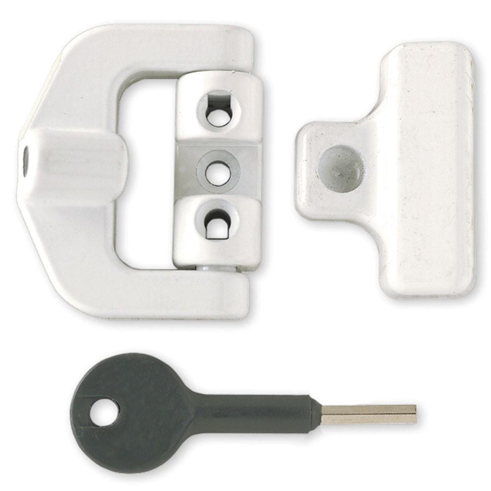 8K123 PVCu Swing Window Lock