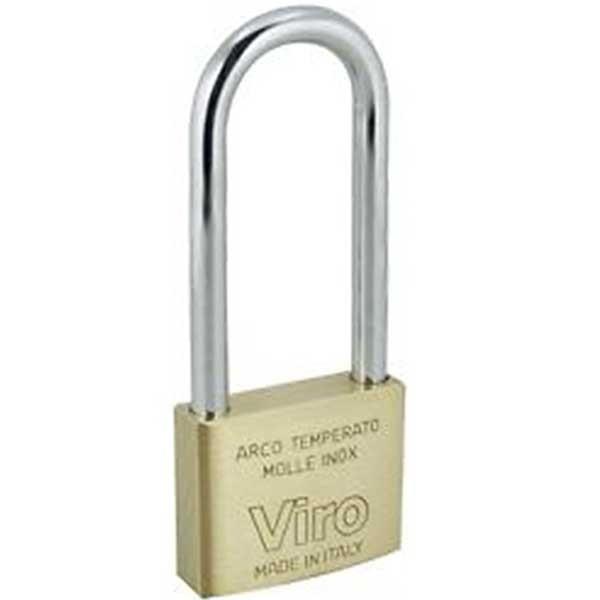 Viro Brass Padlock 50mm XXLS
