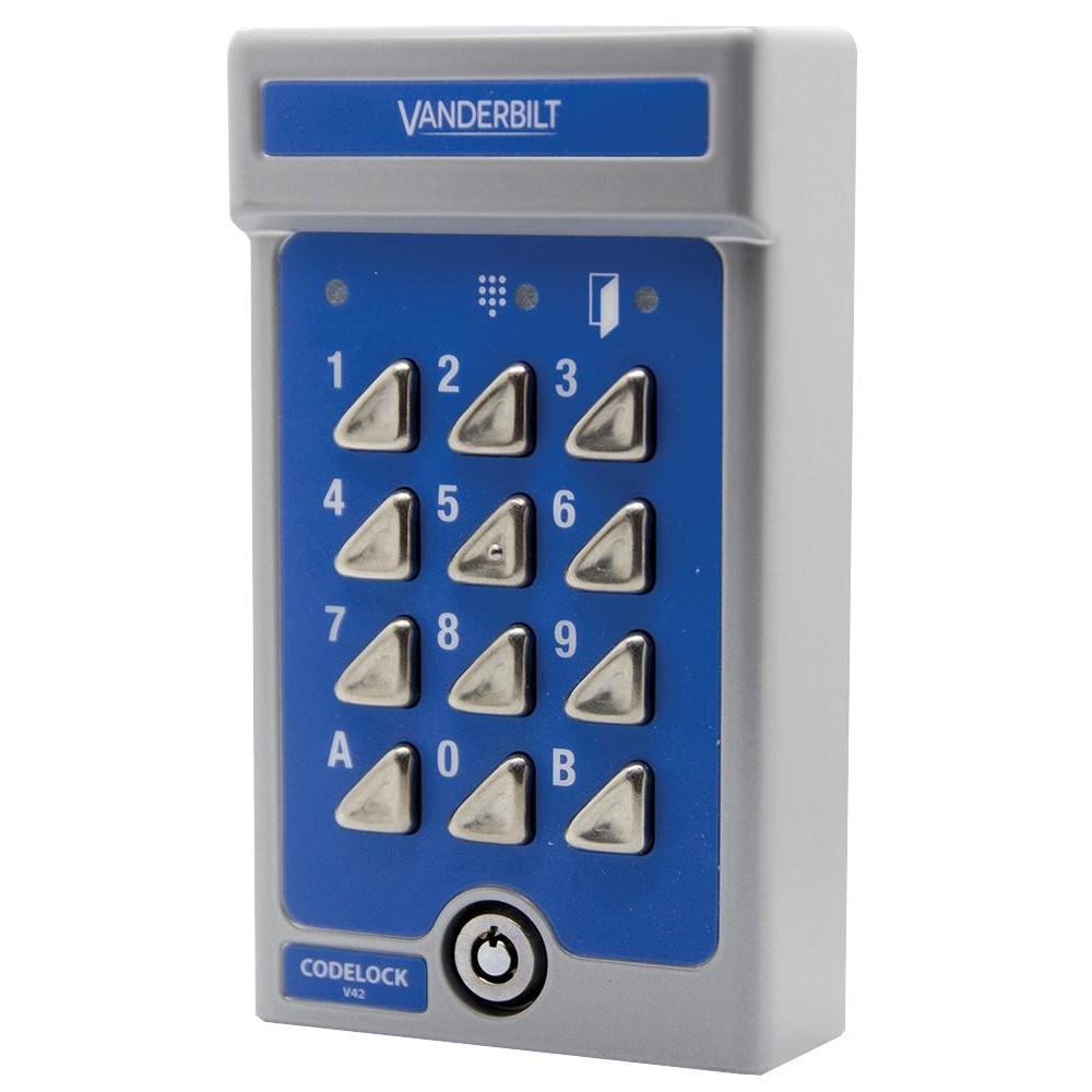 Vanderbilt V42 Electric Keypad