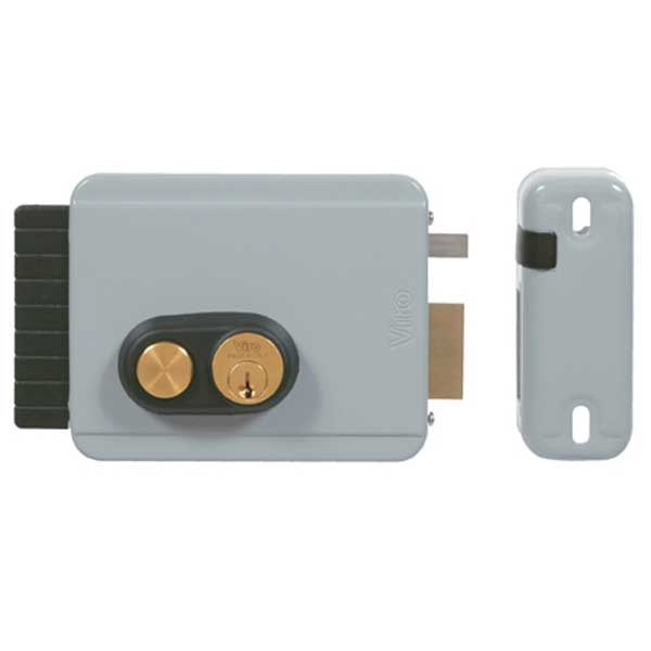 Viro V97 Electric Lock With Button Inward RH