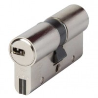 Cisa Astral S Euro Cylinder Nickel Plated