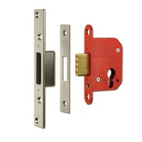 Era Fortress Case Deadlock 64mm Satin Chrome