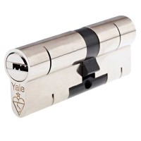 Yale Superior 1* Euro Cylinder Chrome