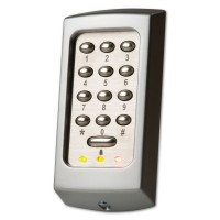 Paxton Compact Touchlock K50 SS
