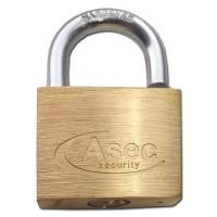 Asec Brass Padlock 40MM