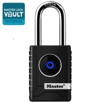 Master Lock Enterprise Outdoor Bluetooth Padlock