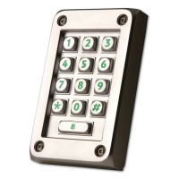 Paxton Compact Vandal Resistant Keypad