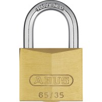 65/35mm Brass Padlock