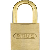 65MB/30mm Solid Brass Padlock