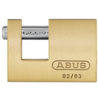 82/63mm Brass Shutter Lock