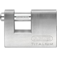 Titalium 82TI Shutter Padlock 70mm