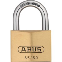 85/60mm Brass Padlock
