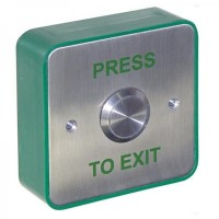 Securefast 22mm Exit Button Surface SSS