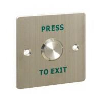 Securefast 22mm Exit Button Flush SSS