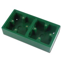 Asec Double Surface Box Green