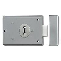 Asec FB Double Handed 2 Lever Rim Lock