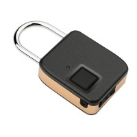 Asec 40mm Fingerprint Padlock