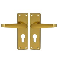 Asec Victorian furniture Lock Euro PB