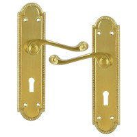 Asec Georgian furniture Lock SP